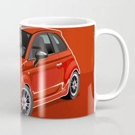 FIAT Abarth 500 Coffee Mug
