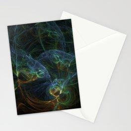 fractal Bunt Stationery Cards