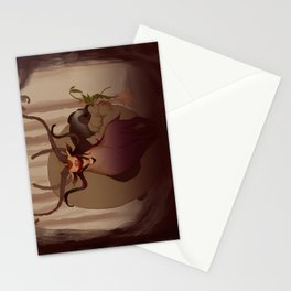 The Night Deer & Pepín le Lapin Stationery Cards