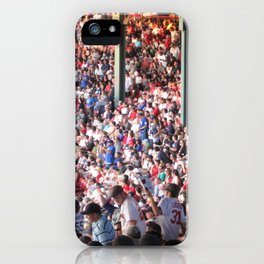 Fenway Filled iPhone Case