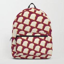 Peanut Butter & Jelly Sandwich Pattern Backpack