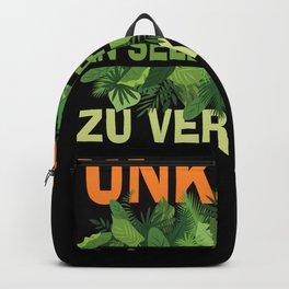 Gardener Gift Idea Garden Designs Backpack