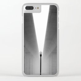 Lamp Light Clear iPhone Case