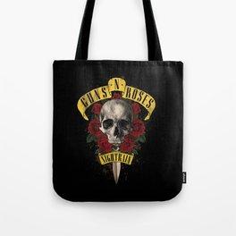 Nightrain GNR Tote Bag