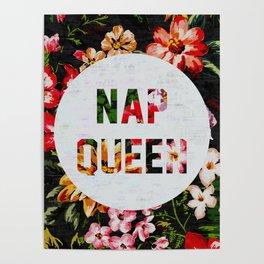 Nap Queen Poster