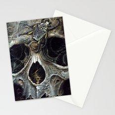 goliath skull Stationery Cards
