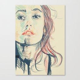 Ambition  Canvas Print
