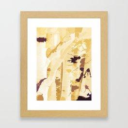 Aspen Glow Framed Art Print