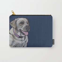 Gracie the Labrador Carry-All Pouch