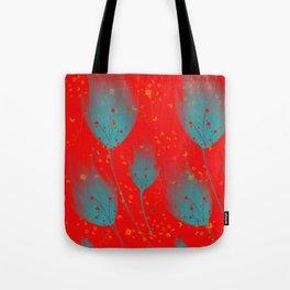 Nymphs' flowers Tote Bag