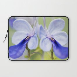 Blue Glory Bower Laptop Sleeve