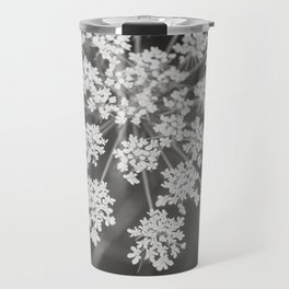 Wildflowers in the Morning Travel Mug