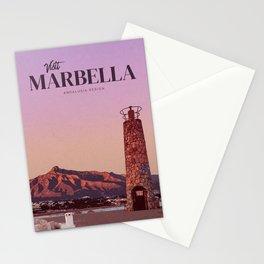 Visit Marbella Stationery Cards