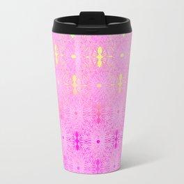 Rainbows and Lace Travel Mug