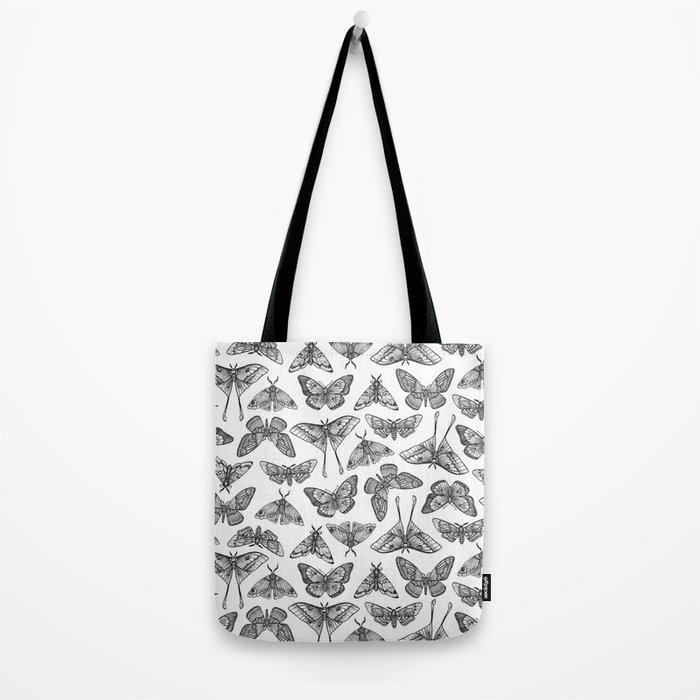 Lepidoptera Tote Bag