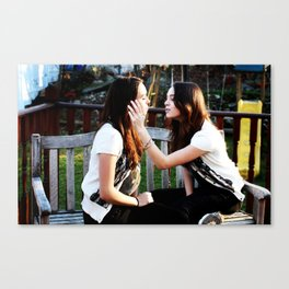 Concieted? Canvas Print