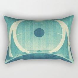 Earth - The Oceans Rectangular Pillow