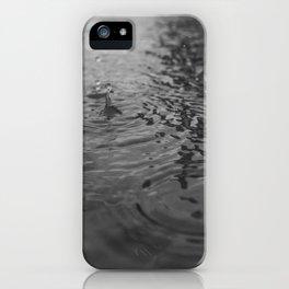 Raining | photography iPhone Case