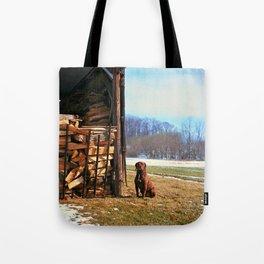 Remington, Yashica C, Ektar 100, Film, Medium Format Tote Bag