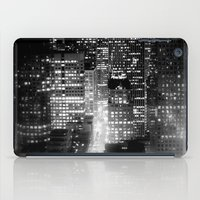 san francisco iPad Cases featuring san francisco by Bunny Noir