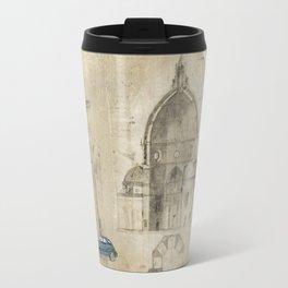 Marcello and Sophia Travel Mug
