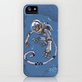 Astro Zodiac Force 09: Monkey iPhone Case