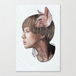 스핑크스 x TAEMIN Canvas Print
