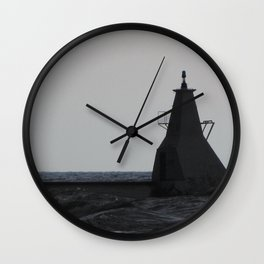 Coust Guard Wall Clock