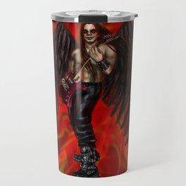 Hell Rocker Travel Mug