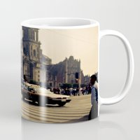 mexico Mugs featuring mexico by petervirth photography