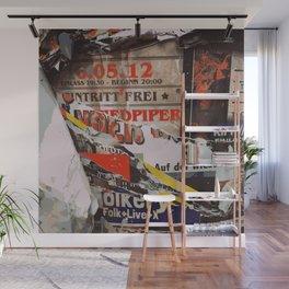 Frei Piper Wall Mural