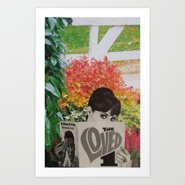 Coveted Art Print
