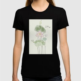 Pond of tranquility T-shirt