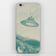 UFO II iPhone & iPod Skin