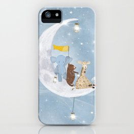 starlight wishes with you iPhone Case