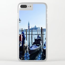 Venice Clear iPhone Case