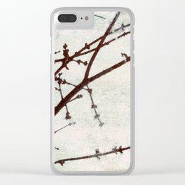 Winter Landscape #society6 #decor #buyart Clear iPhone Case
