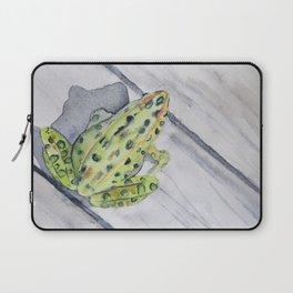 Frogger Laptop Sleeve