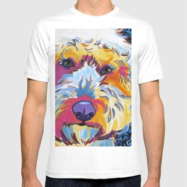 Sunshine the Goldendoodle T-shirt