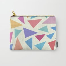 Colorful geometric pattern II Carry-All Pouch
