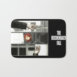 The Reichenbach Fall Bath Mat