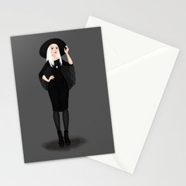 Pearlwitch Stationery Cards