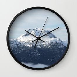Mt Begbie, Revelstoke Wall Clock