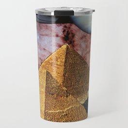Pyramids Travel Mug
