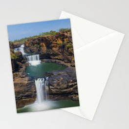 Mitchell Falls 2 Stationery Cards