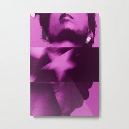 commie in pink Metal Print