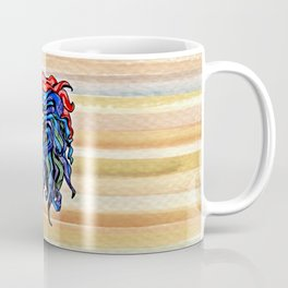 Dreadlock Coffee Mug