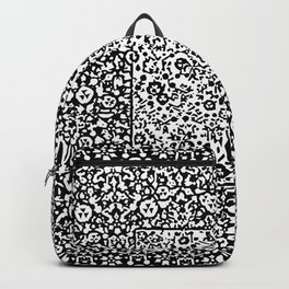 Black Chains Backpack