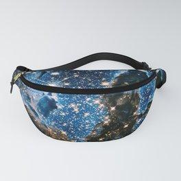 Pillars Of Creation Nebula, Galaxy Background, Universe Large Print, Space Wall Art Decor Fanny Pack