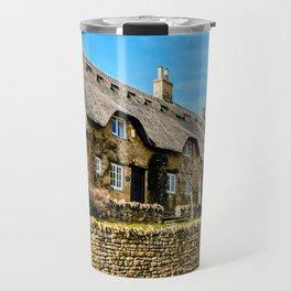 Cotswold Cottages  Travel Mug
